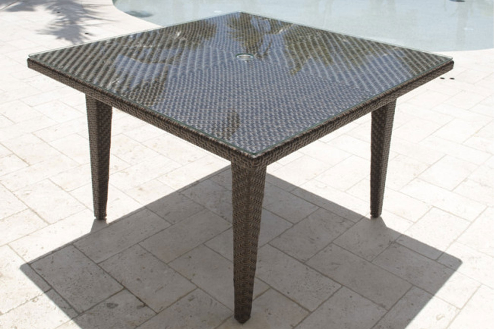"Oasis 40"" Square Dining Table"