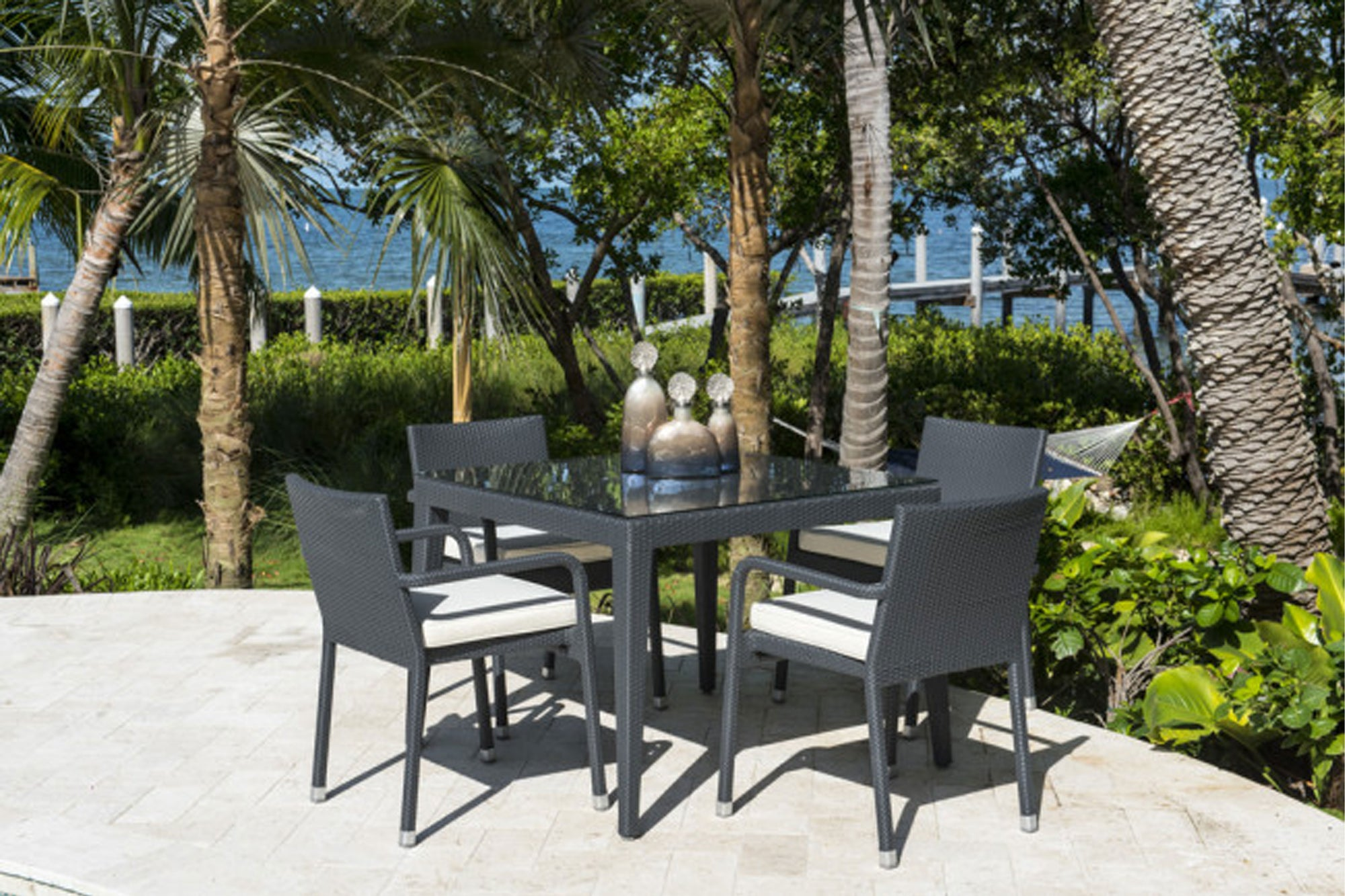 Onyx 5 PC Dining Set