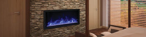 Amanti Panorama XT Series of Electric Fireplaces – Indoor or Outdoor.