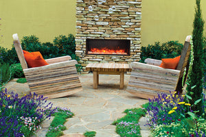 Amantii Panorama DEEP Series of Electric Fireplaces – Indoor or Outdoor.