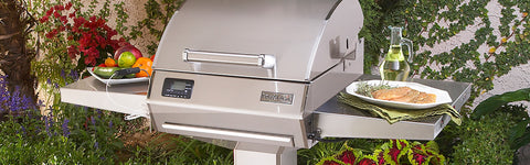 FireMagic Post Mount Gas Grills
