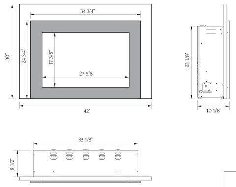 INS-FM-34 Electric Insert
