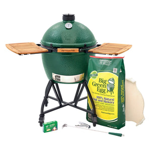 XL Big Green Egg with Nest Bundle