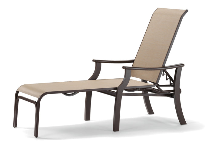 St. Catherine MGP Sling Four-Position Lay-flat Chaise
