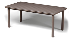 Rectangle MGP Top Balcony Height Table