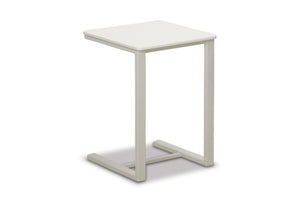 "Square MGP Top 17.5"" Side Table"