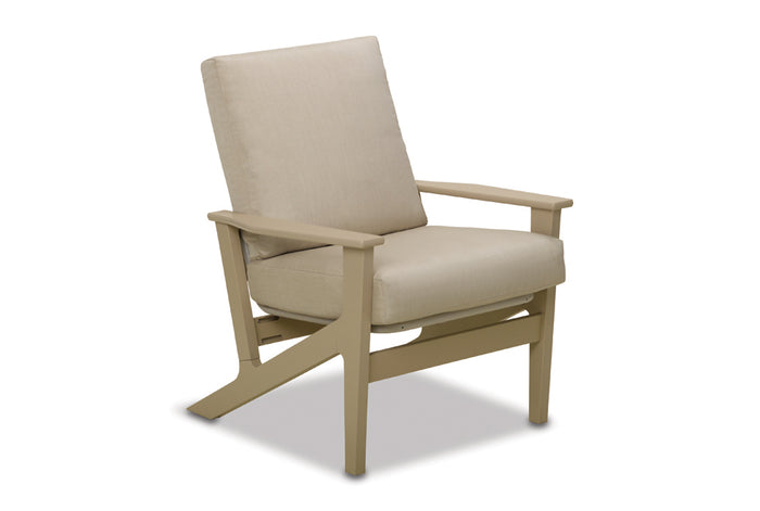 Wexler MGP Cushion Chat Height Arm Chair
