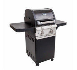 SABER 330 Black Cast Grill (LP)