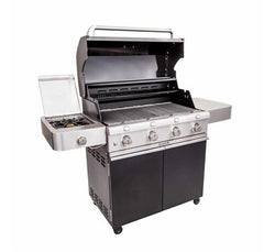 SABER 670 Black Cast Grill (LP)