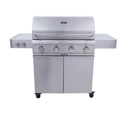 SABER 670 STAINLESS GRILL (LP)