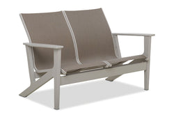 Wexler Sling Two-Seat Loveseat