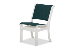 Leeward MGP Sling Armless Stacking Side Chair