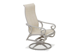 Charleston Sling Supreme Swivel Rocker