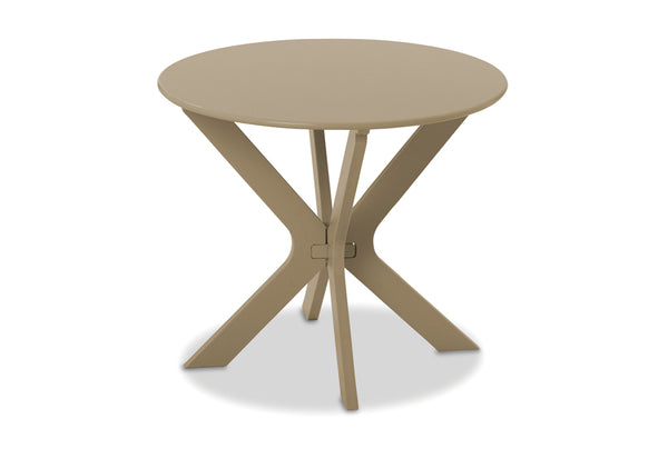 "Wexler Cushion 23"" Round End Table"