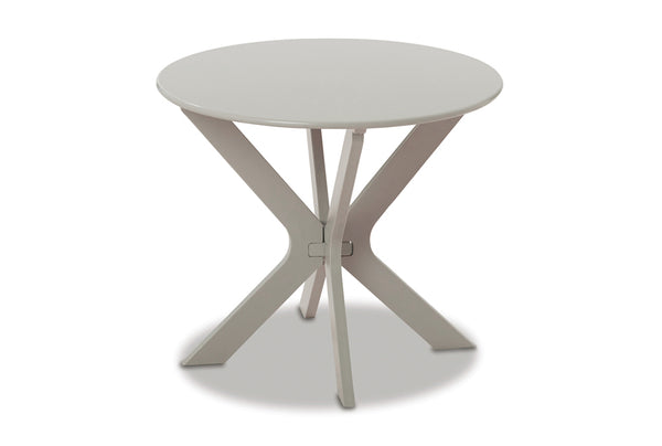 "Wexler Sling 23"" Round End Table"