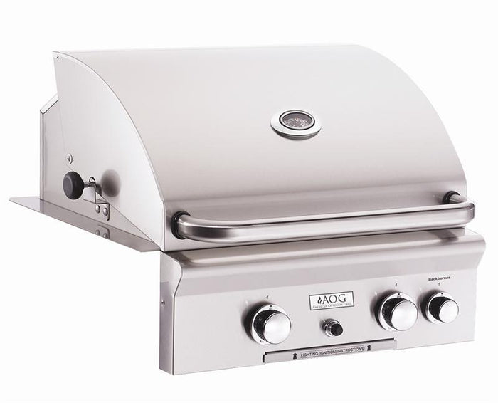 "AOG 24"" Built-in Grill-L Series"