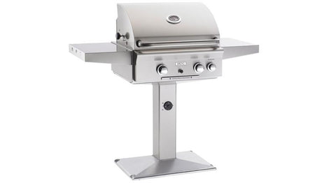 "AOG 24"" Patio Post Grill T Series"