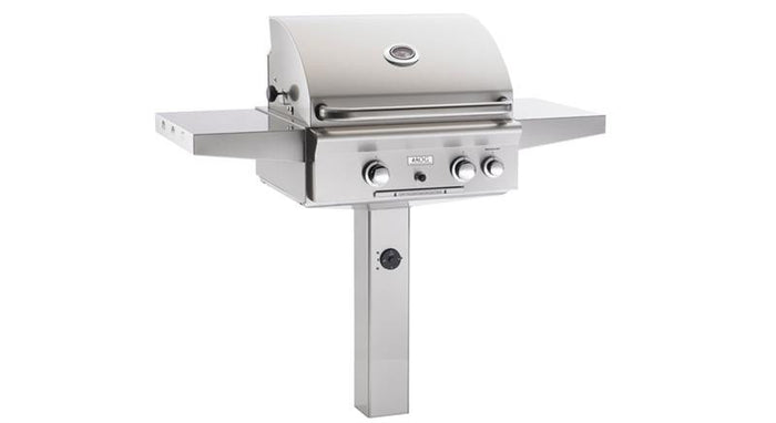 "AOG 24"" In Ground Post Grill T Series"