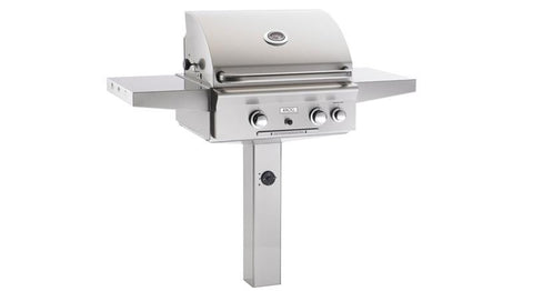 "AOG 24"" In Ground Post Grill-L Series"