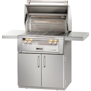 "Alfresco 30"" Cart  Gas Grill"