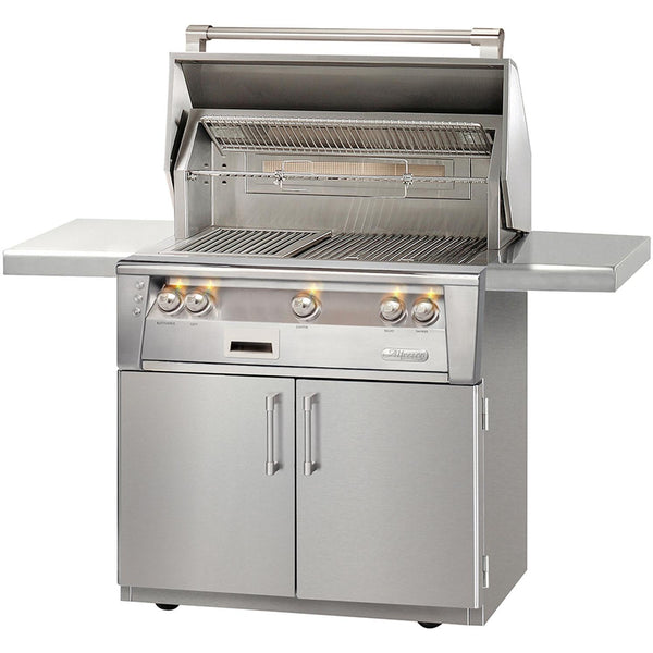 "Alfresco 36"" Cart Grill"
