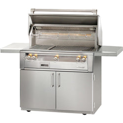 "Alfresco 42"" Cart Grill"