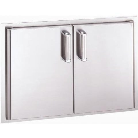 FireMagic Echelon Double Access Door