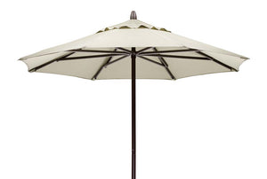 Commercial Market Powdercoat Aluminum Umbrella