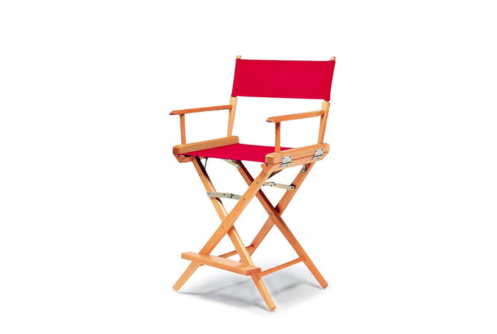 World Famous Director Balcony Height Arm Chair