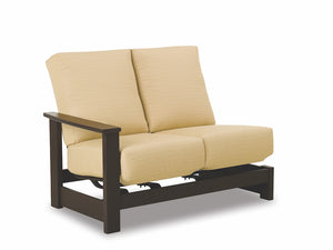 Leeward MGP Cushion Right Arm Two-Seat Hidden Motion Sectional
