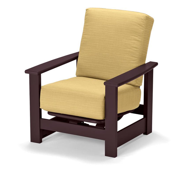 Leeward MGP Cushion Hidden Motion Arm Chair