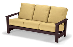 Leeward MGP Cushion Three Seat Sofa