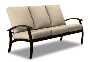 Belle Isle Cushion Three Seat Sofa