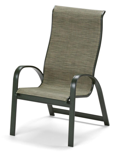 Primera Sling Supreme Stacking Arm Chair