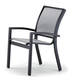 Kendall Sling Stacking Cafe Chair