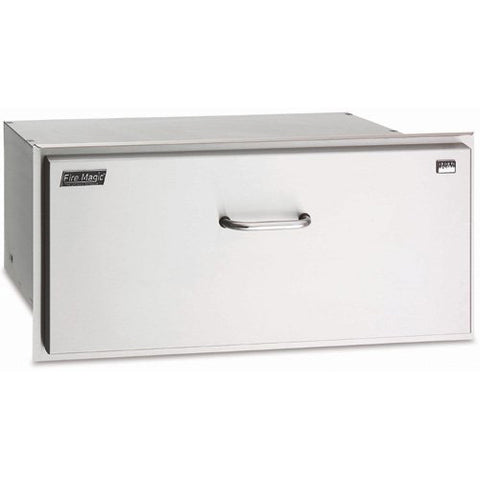 "FireMagic Aurora 30"" Single Enclosed Drawer"
