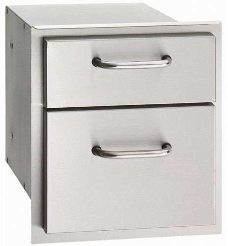 FireMagic Aurora Double Drawer