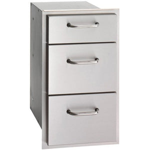 FireMagic Aurora Triple Drawer