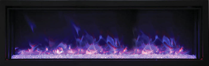 Amantii BI-50-XTRASLIM Electric Fireplace