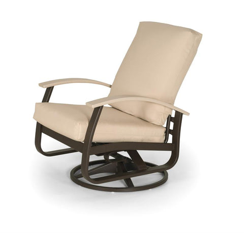 Belle Isle Cushion Swivel Rocker