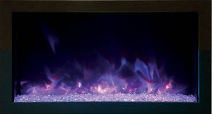 Amantii BI-30-XTRASLIM Electric Fireplace