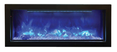 Amantii  BI-40-DEEP Electric Fireplace – Indoor / Outdoor
