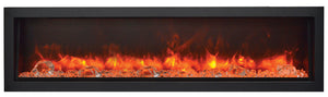 Amantii  BI-60-DEEP Electric Fireplace – Indoor / Outdoor