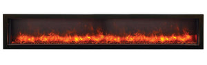 Amantii  BI-88-DEEP Electric Fireplace – Indoor / Outdoor