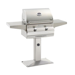 FireMagic C430S Patio Post Mount Grill