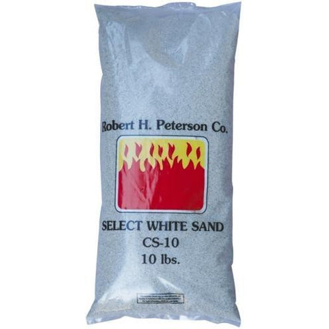 Select White Sand - 10 LB. Bag