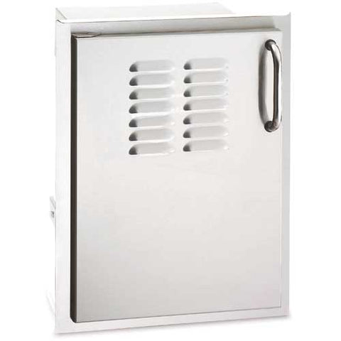 FireMagic Aurora Single Access Door with Tank Tray & Louvers