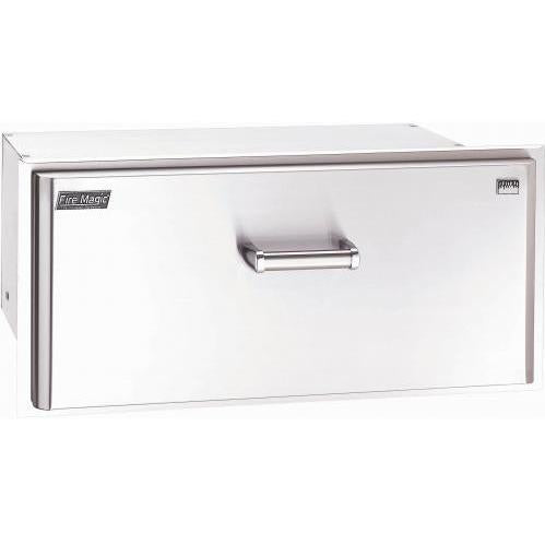 "FireMagic Echelon 30"" Single Enclosed Drawer"