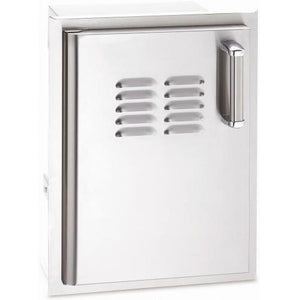 Fire Magic Echelon Single Access Door with Tank Tray & Louvers