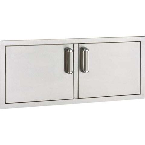 FireMagic Double Access Doors (Reduced Height)